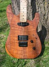 Benford Guitars Avatar